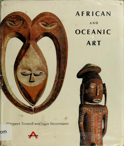 African and Oceanic art.