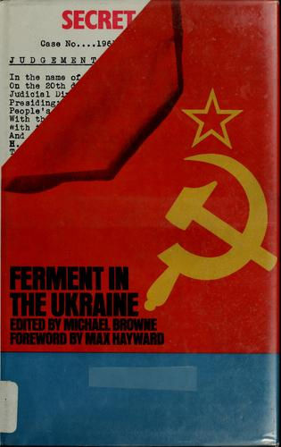 Download Ferment in the Ukraine