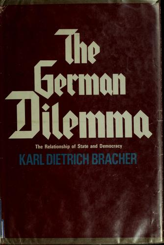 Download The German dilemma