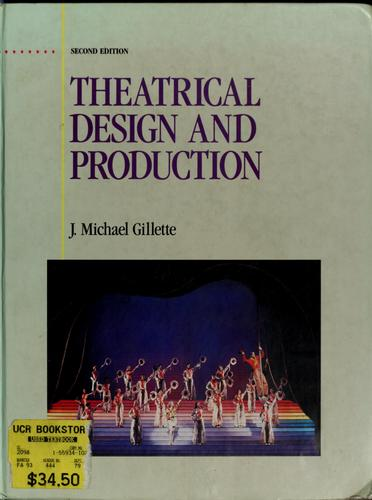 Download Theatrical design and production
