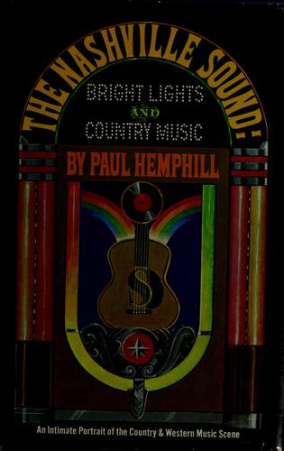 Download The Nashville sound: bright lights and country music.