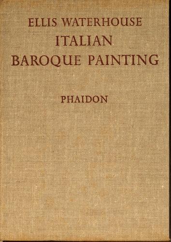 Italian baroque painting.