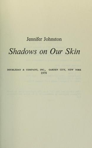 Download Shadows on our skin