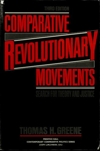 Download Comparative revolutionary movements