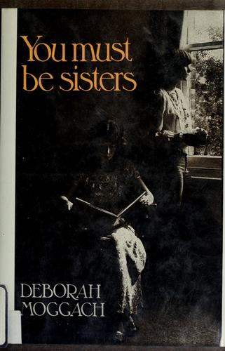 You must be sisters