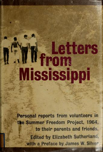 Download Letters from Mississippi