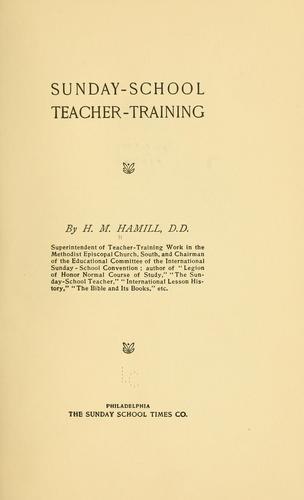 Download Sunday-school teacher-training