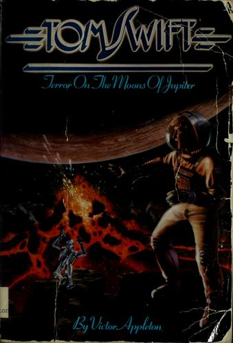 Terror on the moons of Jupiter by Victor Appleton
