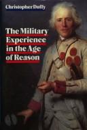 Download The military experience in the Age of Reason