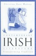 Download Contemporary Irish literature