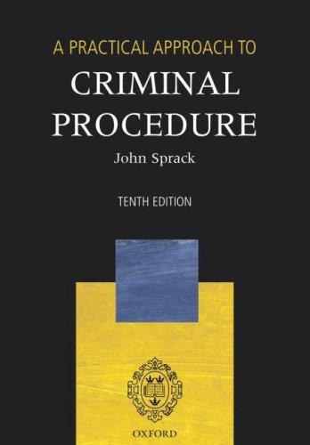 Download A practical approach to criminal procedure