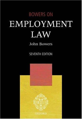 A practical approach to employment law