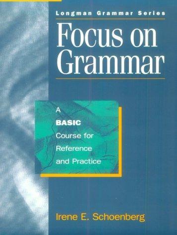 Download Focus on Grammar