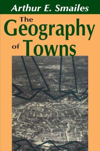Download The Geography of Towns