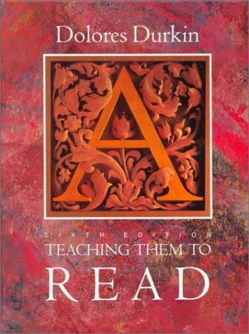 Download Teaching them to read
