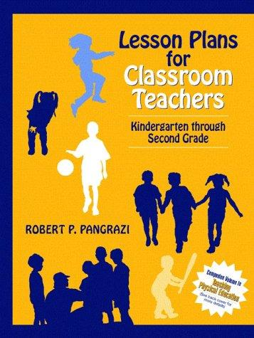 Lesson plans for classroom teachers.