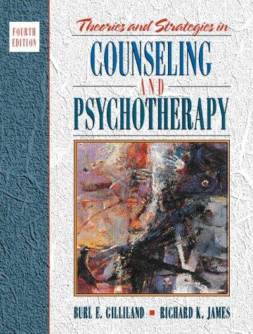 Download Theories and strategies in counseling and psychotherapy