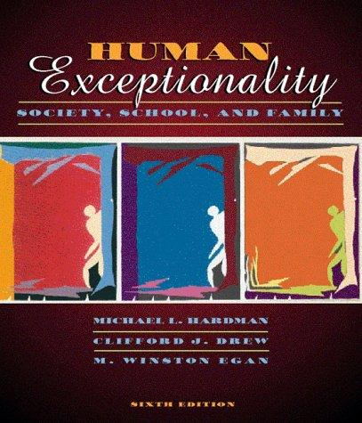 Download Human exceptionality