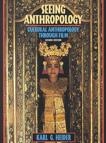 Seeing anthropology