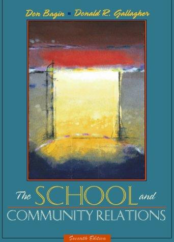 Download The school and community relations