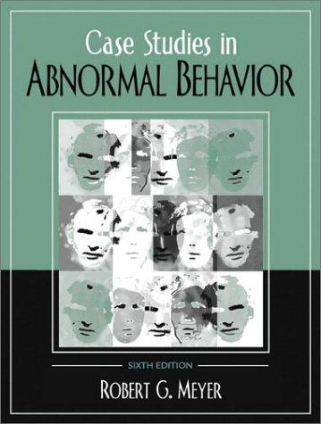 Download Case Studies in Abnormal Behavior (6th Edition)