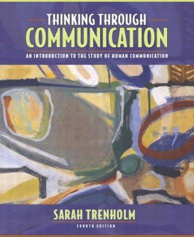 Download Thinking through communication