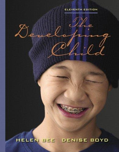 The developing child by Helen L. Bee