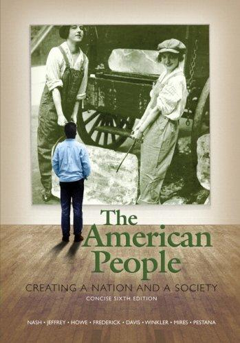 Download The American People, Concise Edition
