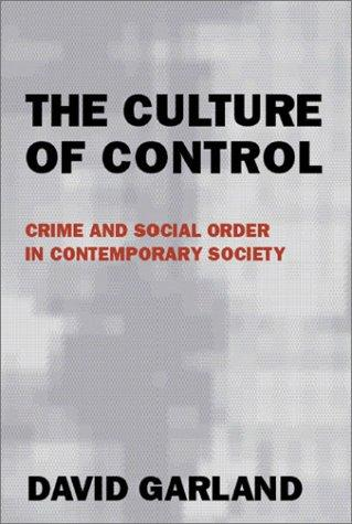 Download The culture of control