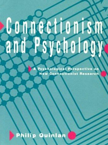 Download Connectionism and Psychology