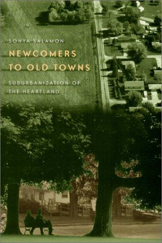 Download Newcomers to Old Towns
