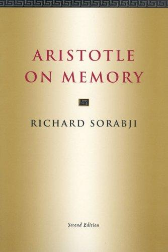 Download Aristotle on memory