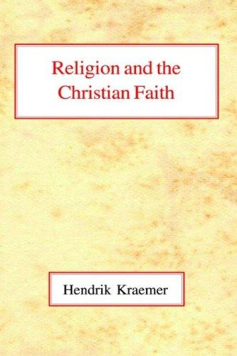Download Religion and the Christian Faith