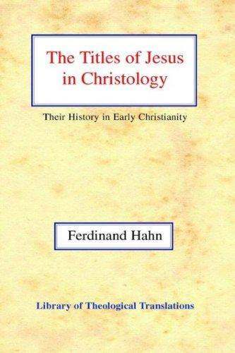 Download The Titles of Jesus in Christology