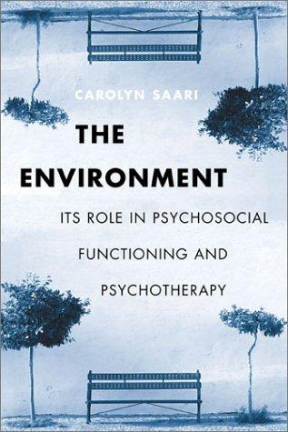 The Environment Carolyn Saari