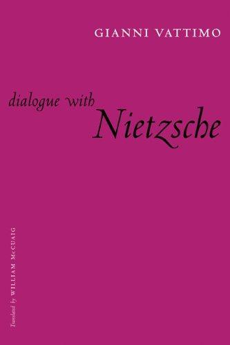 Download Dialogue with Nietzsche
