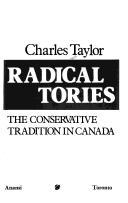 Radical tories