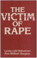 Download The victim of rape