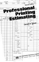 Download Professional printing estimating