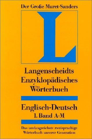 Download Langenscheidt's Encyclopaedic Dictionary of the English and German Languages