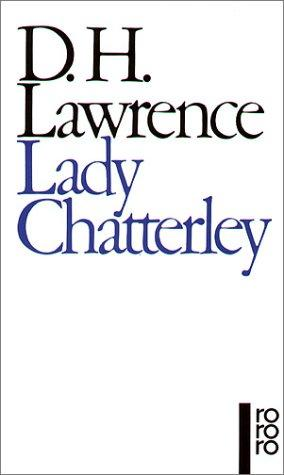 Lady Chatterley.