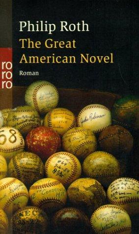 The Great American Novel.