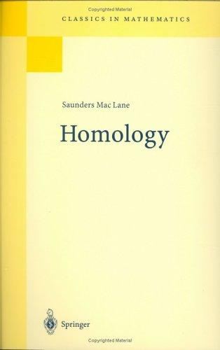Download Homology