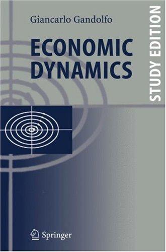 Download Economic Dynamics