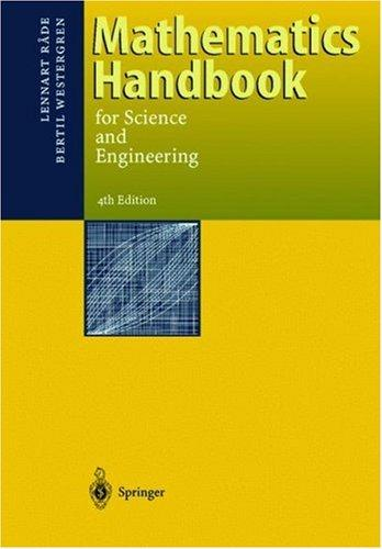 Download Mathematics handbook for science and engineering
