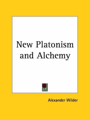 New Platonism and Alchemy