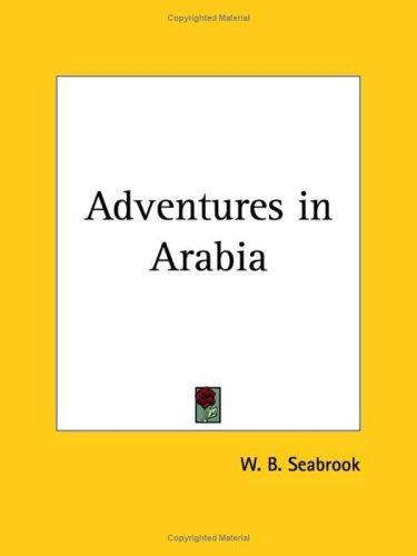 Download Adventures in Arabia