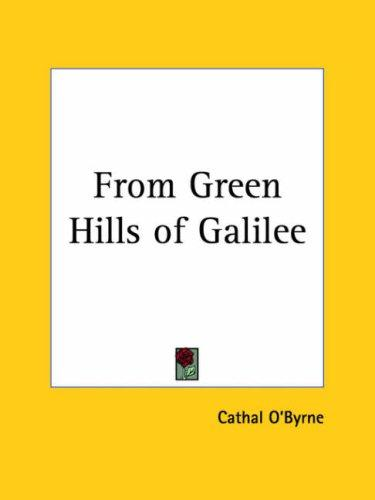 Download From Green Hills of Galilee