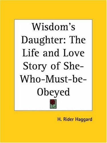 Download Wisdom's Daughter