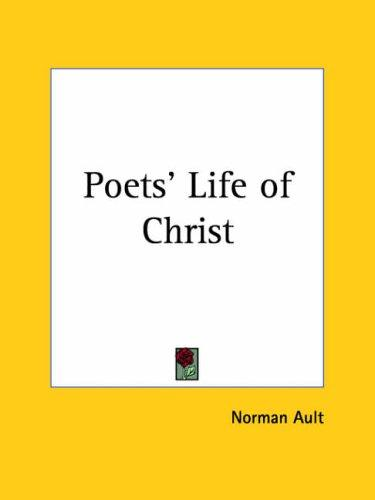 Download Poets' Life of Christ